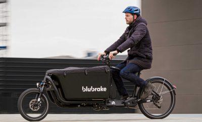 Blubrake, un ABS pour vélo cargo