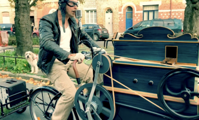 La culture à vélo cargo